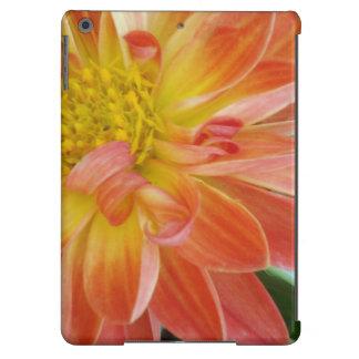 orange-flower case for iPad air