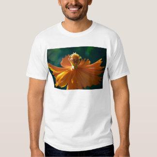 Orange Flower (Close) Tshirts
