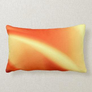 Orange Flush Pillows