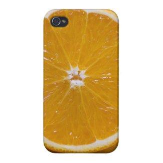 Orange Fruit IPhone 4 case