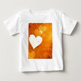 Orange Fun Baby T-Shirt