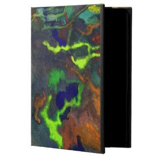 Orange Fusion iPad Air Cover