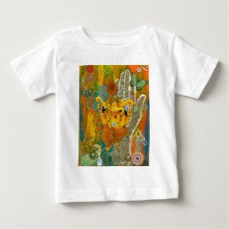 Orange Ganesha Tshirts