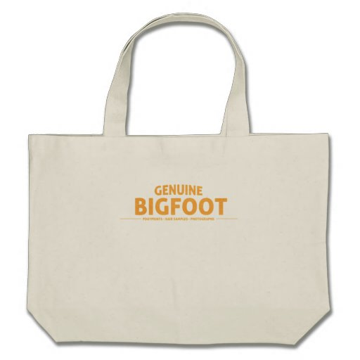 Orange Genuine Bigfoot Bags