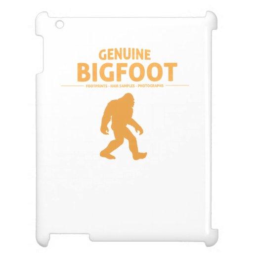 Orange Genuine Bigfoot iPad Case