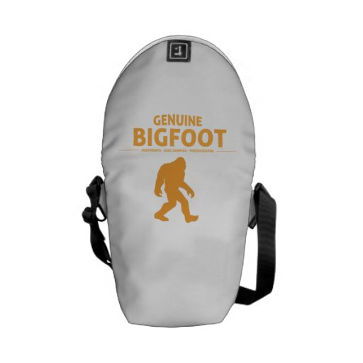 Orange Genuine Bigfoot Courier Bags