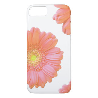 Orange gerbera daisy iPhone 8/7 case