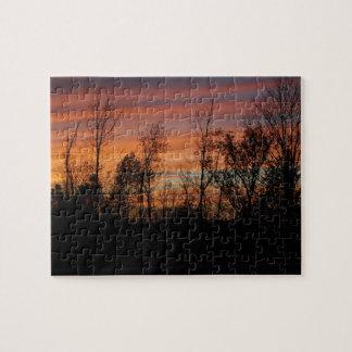 Orange Glow puzzle