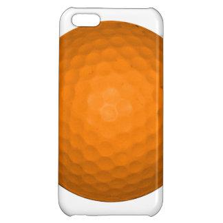 Orange Golf Ball iPhone 5C Covers