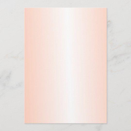 Orange Grant Blank Wedding Fan Program Paper