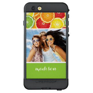 Orange, Grapefruit, Lime & Lemon | Add Your Photo LifeProof NÜÜD iPhone 6s Plus Case