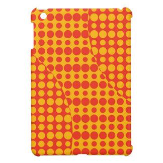 Orange Grunge Background Case For The iPad Mini