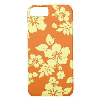 Orange Hawaiian iPhone 8/7 Case