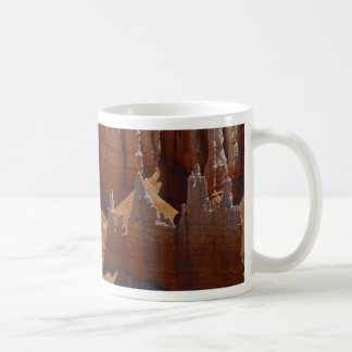Orange Hoodoos Bryce Canyon Sand Deserts Coffee Mug