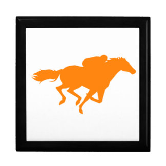 Orange Horse Racing Gift Boxes