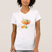 Orange Ice Cream T-Shirt