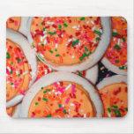 Orange Iced Sugar Cookies Mousepads