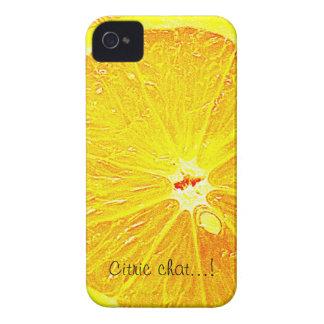 Orange iPhone 4 Case
