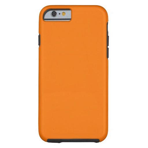 Orange iPhone 6 Tough Tough iPhone 6 Case