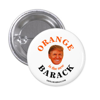 Orange is the new Barack Button