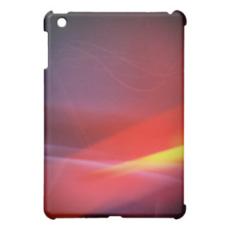 Orange Jazz iPad Mini Cover