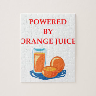 orange juice jigsaw puzzle