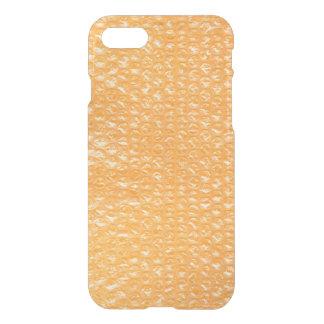Orange Juice Pop Bubble Wrap Soda iPhone 7 Case