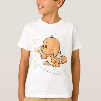 Orange Kacheek wishing on a dandelion T-Shirt