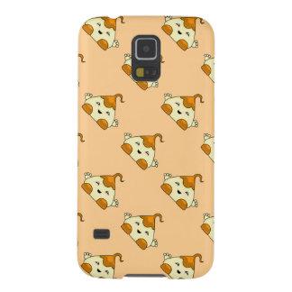 Orange Kawaii Tickle Monster Case For Galaxy S5