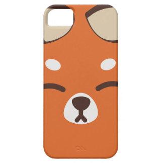 Orange Kitsune Fox iPhone 5 Cover