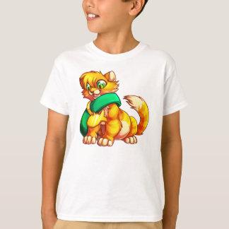 Orange Kitten T T-Shirt