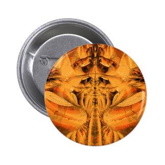 Orange Krush Pin