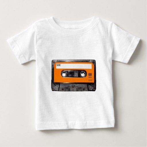Orange Label 80's Cassette T-shirts