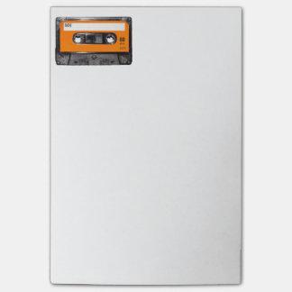 Orange Label Cassette Post-it® Notes