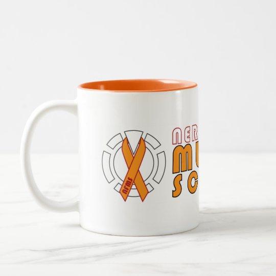 Orange Lantern Mug