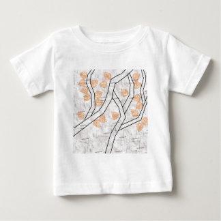 orange leaves baby T-Shirt