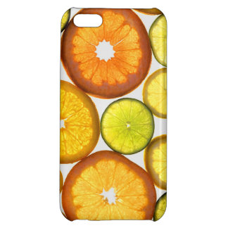 Orange Lemon Lime Fruit Case iPhone 5C Cover