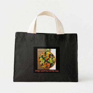 Orange Lemon Lime Tortilla Cozy Tote Bag