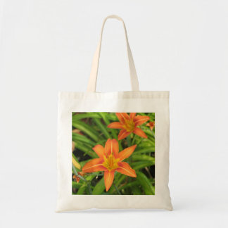 Orange Lily Bags