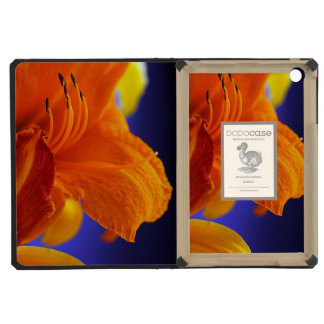 Orange Lily Bouquet ipad Covers