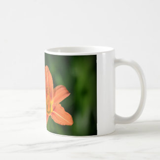 Orange Lily Coffee Mug