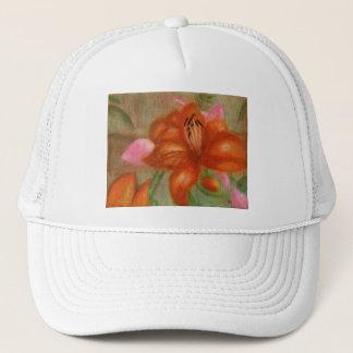 Orange Lily, Hat