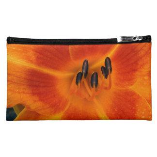 Orange Lily Wristlets