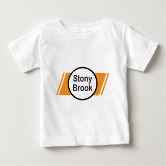 ORANGE LINE: Stony Brook Baby T-Shirt