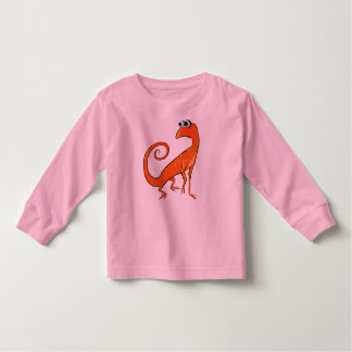 Orange Lizard T-Shirt