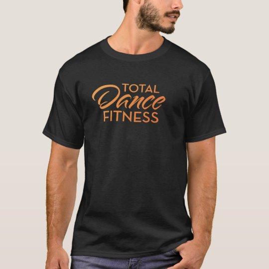 orange logo front only T-Shirt