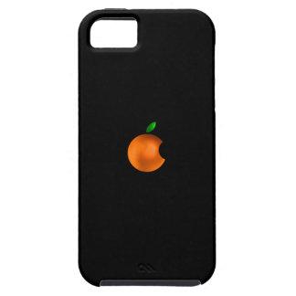orange logo iphone 5 case