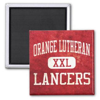 Orange Lutheran Lancers Athletics Magnet