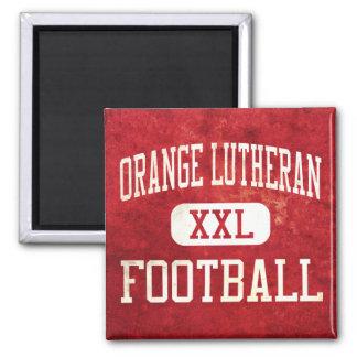 Orange Lutheran Lancers Football Magnet