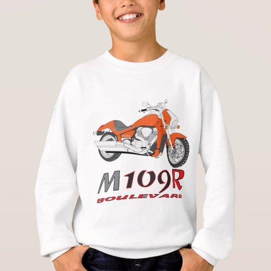 Orange M109R Sweatshirt